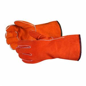 Glove - Welding - Superior Glove Endura Deluxe Side Split Cowhide Leather Foam Lining 4 mil 505MARS - Hansler.com