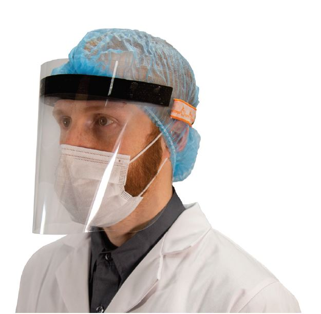 Face Shield - Superior Glove Disposable FSH - Hansler.com