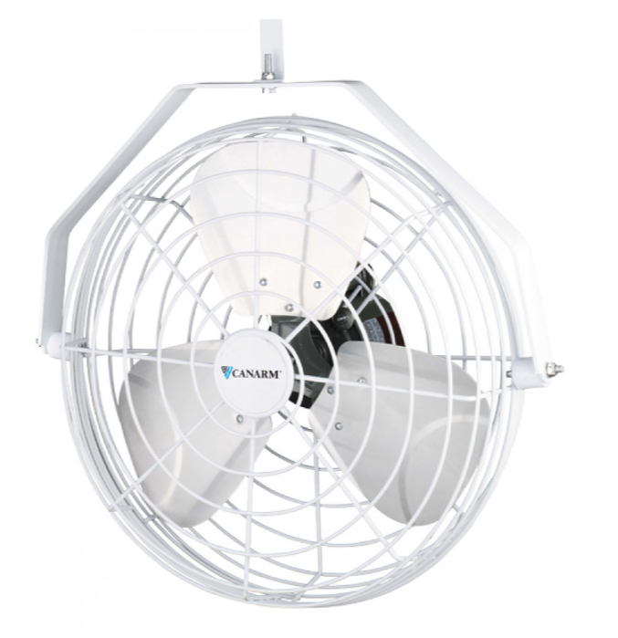 "Fan - Canarm Horizontal Air Flow 18"" Greenhouse HAF - Hansler.com"
