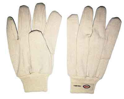 Glove - General Purpose - Tuff Grade Unlined Cotton, 8oz* - Hansler.com