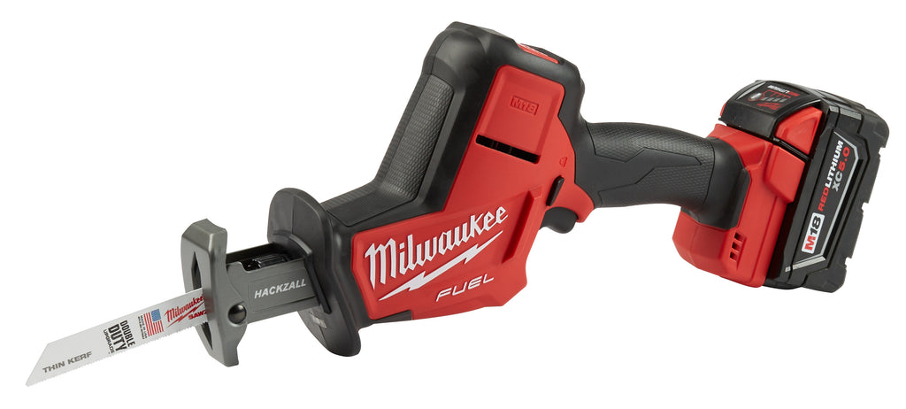 Reciprocating Saw Kit - Milwaukee M18™ FUEL™ Hackzall® 2719-21 - Hansler.com