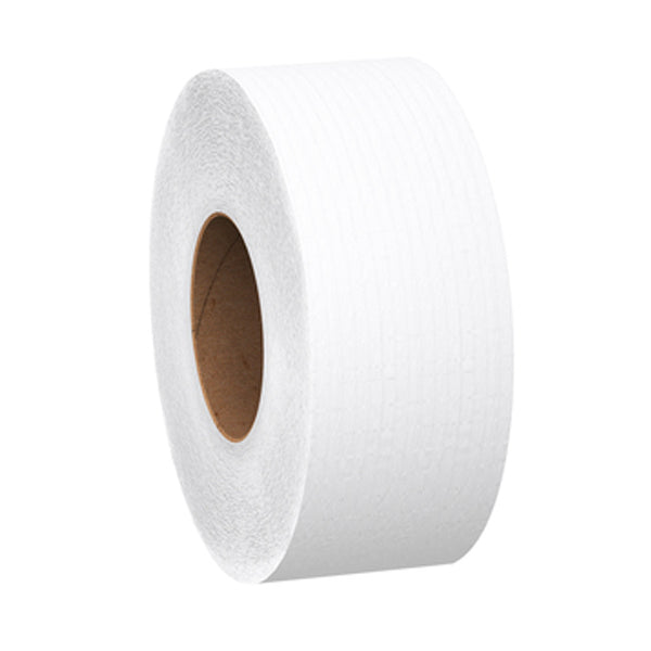 Bathroom Tissue - Kimberly-Clark Scott 100% Recycled Fiber JRT Jr. - Hansler.com