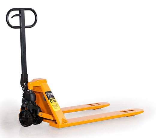HAND PALLET TRUCK JACK LOW PROFILE LIFT-RITE | Hansler Smith Limited