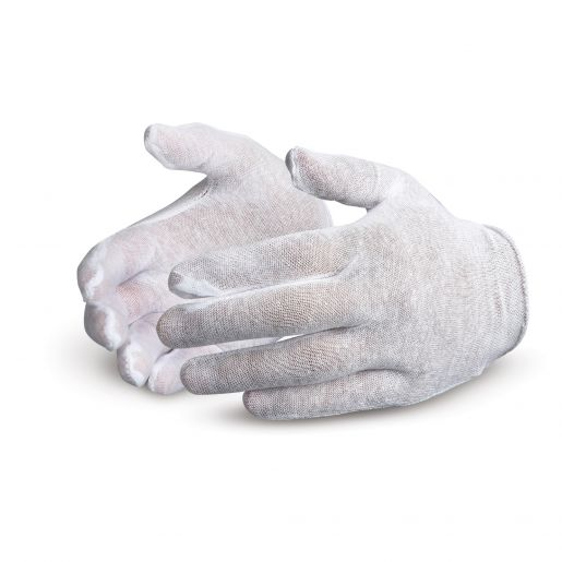 Glove - Specialty - Inspectors - Superior Glove Lightweight Cotton/Poly Fabric ML40 - Hansler.com