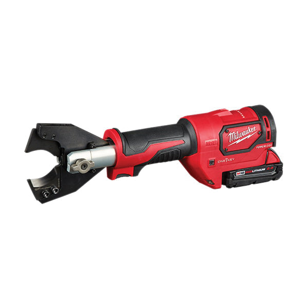 Cable Cutter Kit - Milwaukee M18™ FORCE LOGIC™ with Fine Stranded Wire Jaw 2672-21F - Hansler.com