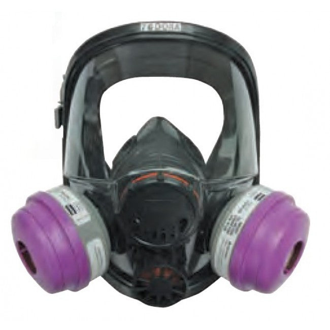 Respirator Mask - North by Honeywell 7600 Series Full Facepiece - Hansler.com