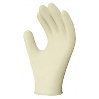 Glove - Disposable - Ronco LE2 Tan Latex Examination, 4 mil* - Hansler.com