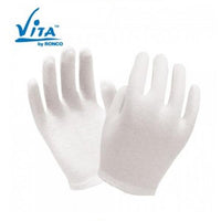 Glove - String Knit - Ronco Vita Cotton Inspection, Unhemmed* - Hansler.com