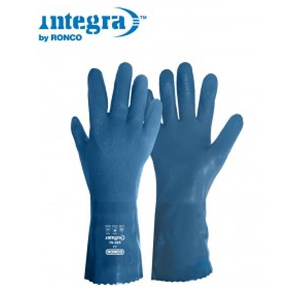 Glove - Chemical Resistant - Ronco Integra Plus PVC Copolymer 79-325 - Hansler.com
