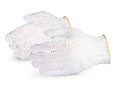 Glove - String Knit - Superior Glove Sure Knit 13-Gauge Low-Lint Filament Polyester S13TP3K - Hansler.com