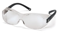 Protective Glasses - Pyramex Clear OTS Safety Visitors* - Hansler.com