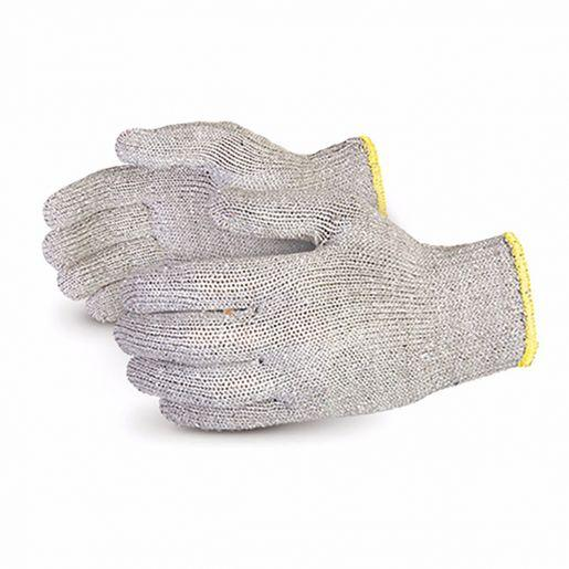 Glove - General Purpose - Superior Glove Sure Knit Heavyweight Cotton/Polyester Reversible SCPGH - Hansler.com
