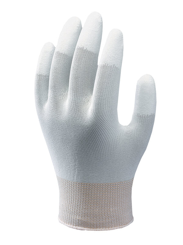 Glove - General Purpose - Showa B0600 Polyurethane Coated Fingertips - Hansler.com