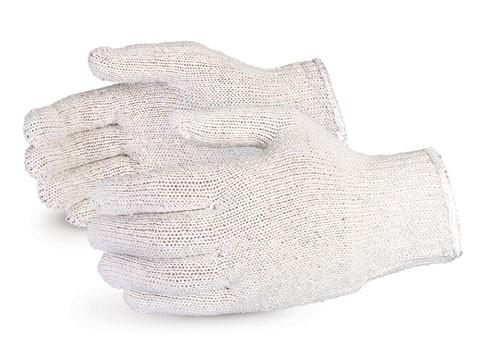 Glove - String Knit - Superior Glove Sure Knit Economy 7-Gauge Cotton/Polyester SQ - Hansler.com