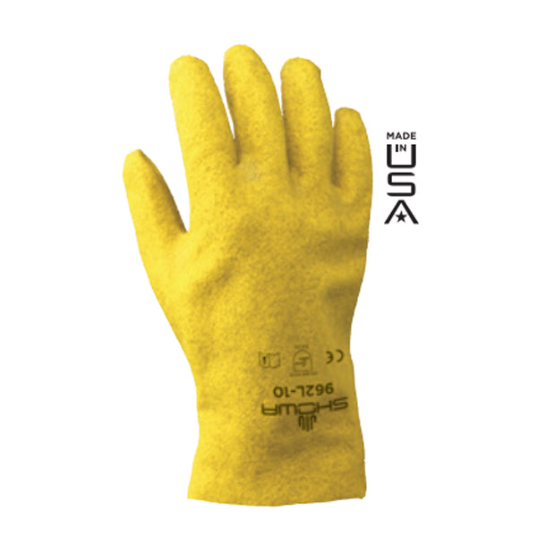 Glove - General Purpose - Showa PVC Heavy Duty 960 - Hansler.com