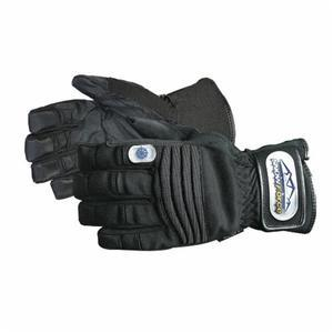 Glove - General Purpose - Winter - Superior Glove SnowForce Clarino PVC/Kevlar Gauntlet Cuff Velcro Closure SNOW388V - Hansler.com