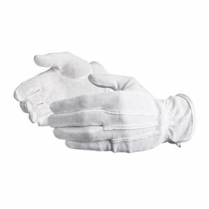 Glove - Specialty - Inspectors - Superior Glove Cotton Lisle Knit Fabric/Jersey Knit LL100 - Hansler.com
