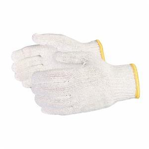 Glove - General Purpose - Superior Glove Sure Knit Economy Grade String Knit Glove Type 7 ga Polyester/Cotton SBQ - Hansler.com