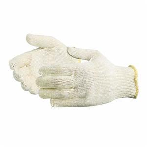 Glove - General Purpose - Superior Glove Sure Knit Heavy Duty String Knit 7 ga Cotton/Ployester SCP - Hansler.com