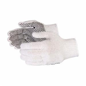 Glove - General Purpose - Superior Glove Sure Grip PVC Dots Palm Coating Cotton/Lycra SQQD - Hansler.com