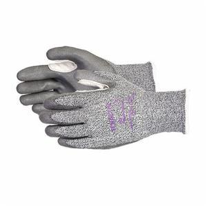 Glove - Cut Resistant - Superior Glove TenActiv High Performance Polyurethane Coating Composite Yarn/Leather Reinforced Thumb Crotch STAGPULTC - Hansler.com