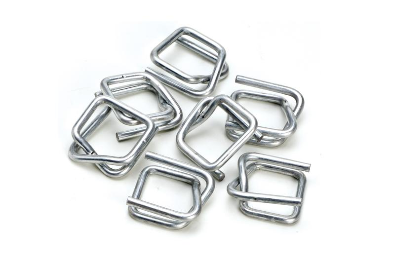 Strapping Seals and Buckles - Open Style Metal* - Hansler.com