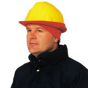 Hard Hat Winter Liner - North by Honeywell Red Pull Over* - Hansler.com