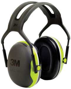 Earmuffs - 3M Peltor Over-the-Head, NRR 27 dB* - Hansler.com