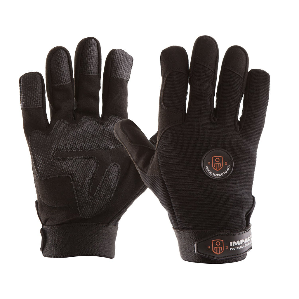 Glove - Anti-Impact - Impacto Leather Mechanic's Style - Hansler.com
