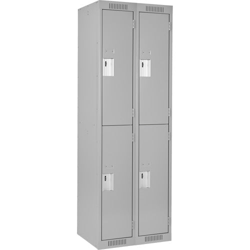 Lockers - Anthony Steel Mfg Assembled Clean Line™ Economy Lockers - Hansler.com