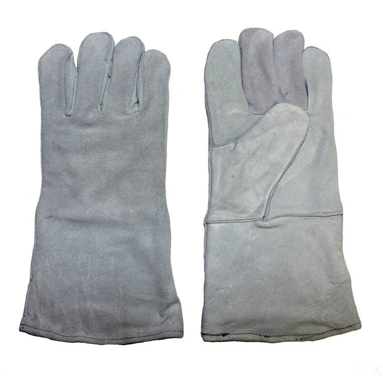 Glove - Welding - Tuff Grade Split Leather TGG-507-L - Hansler.com