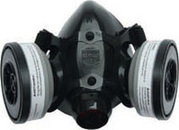 Respirator Mask - North by Honeywell 7700 Series Half Mask* - Hansler.com