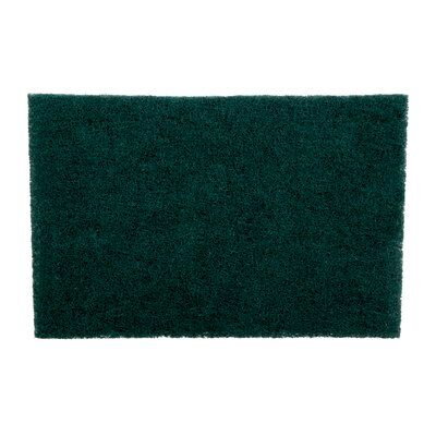 Abrasive Hand Pad - 3M Scotch-Brite Medium Duty Scouring Pad No. 97, H-97 - Hansler.com