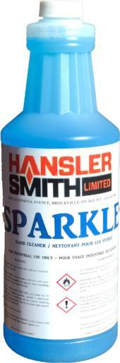 General Purpose Cleaner - BSC Sparkle with Ammonia Glass Cleaner* - Hansler.com