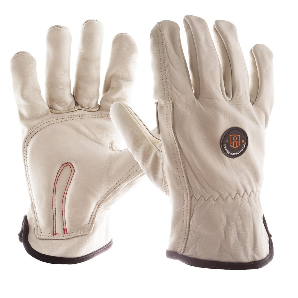 Glove - Specialty - Impacto Leather Carpal Tunnel, Full Finger - Hansler.com