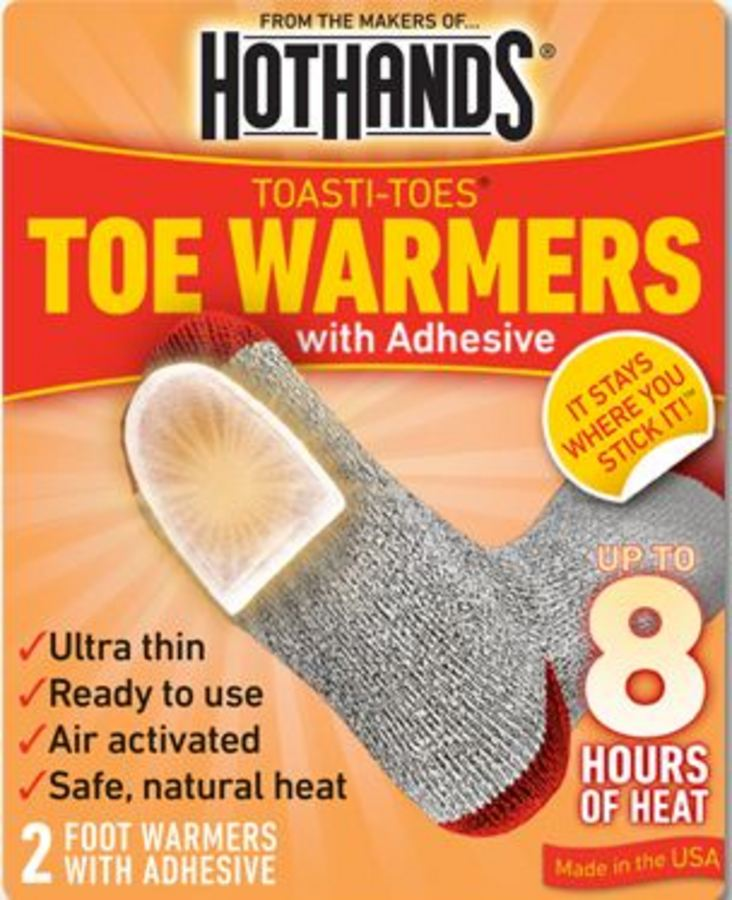 Warmers - HotHands, Foot, Insole, Body and Toe HH2UDVP480F / HF1UD240F / HHIUD240F / HFINS5PRUPDQT / TTUDVP288F - Hansler.com