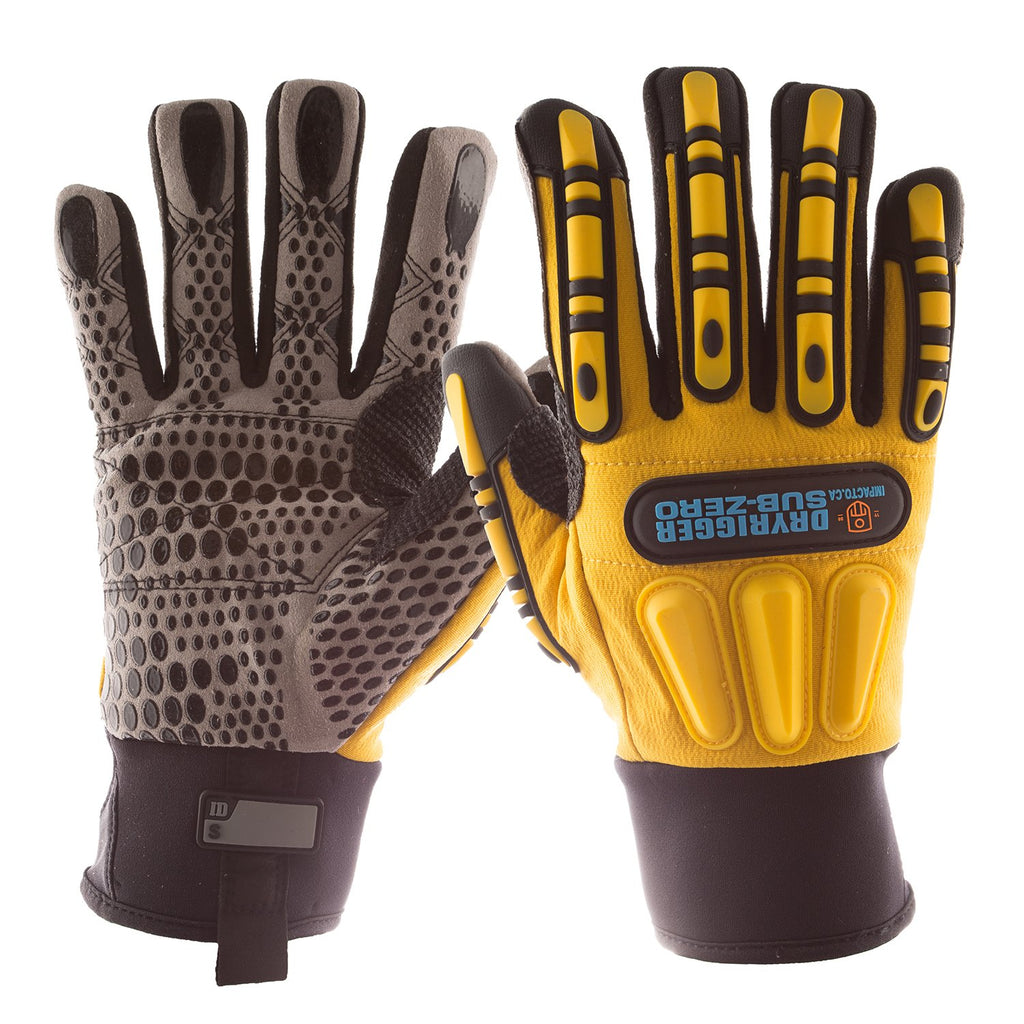 Glove - Specialty - Winter - Impacto Dryrigger Sub-Zero Oil and Water Resistant - Hansler.com