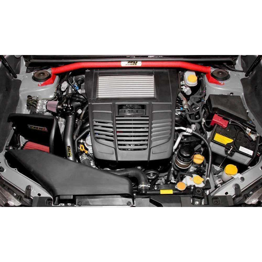 AEM 21-732C Cold Air Intake Gunmetal Grey - 2015+ Subaru WRX - Draven Performance