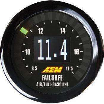 AEM UEGO Failsafe Wideband AFR/Boost Gauge - Draven Performance