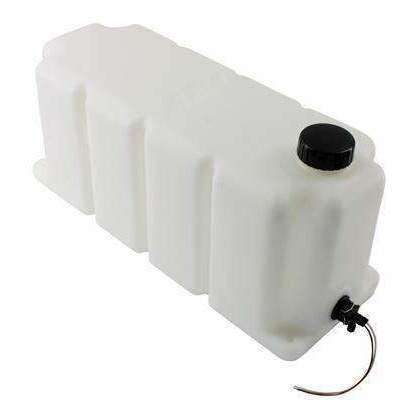 AEM Water/Methanol Injection Tank V2 with Conductive Fluid Level Sensor 5 Gallons - Draven Performance