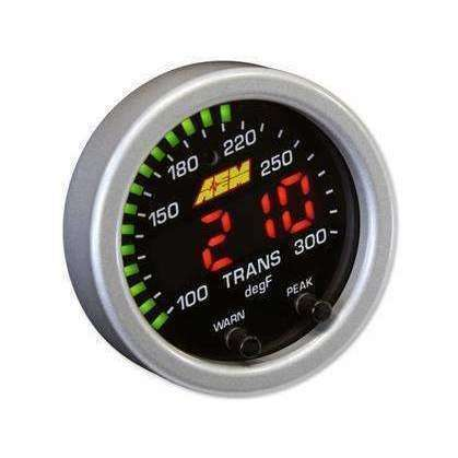 AEM X-Series 0-150 Oil Pressure Gauge - Draven Performance