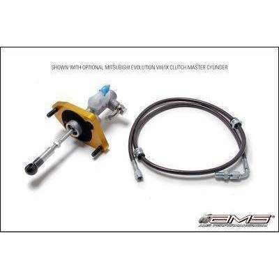 AMS Performance Clutch Master Cylinder Upgrade with Master Cylinder Mitsubishi Evolution X 08-14 - Draven Performance