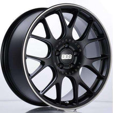 Load image into Gallery viewer, BBS CH-R 19x9.5 5x112 35mm Satin Black Polished - Draven Performance