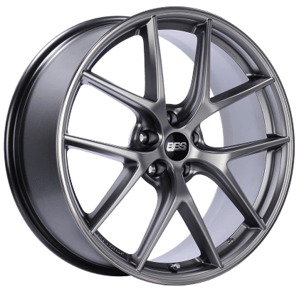 BBS CI-R 20x10 5x112 25mm Platinum Silver - Draven Performance