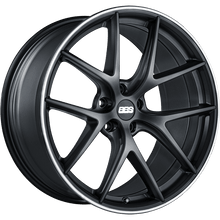 Load image into Gallery viewer, BBS CI-R 20x10.5 5x114.3 39mm Satin Black - Draven Performance