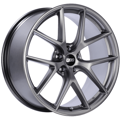 BBS CI-R 20x9.5 5x114.3 40mm Platinum Silver - Draven Performance
