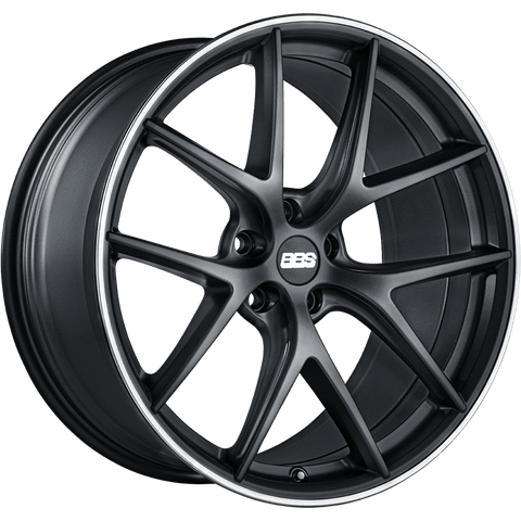 BBS CI-R 20x9.5 5x114.3 40mm Satin Black