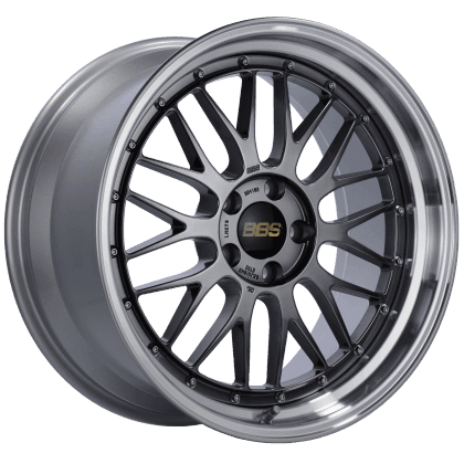 BBS LM 19x8.5 5x120 32mm Diamond Black - Draven Performance