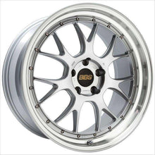 Load image into Gallery viewer, BBS LM-R 20x11 5x114.3 20mm CB66 Diamond Silver - Draven Performance