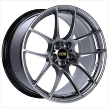 Load image into Gallery viewer, BBS RF 18x8 5x120 48mm Diamond Black - Draven Performance